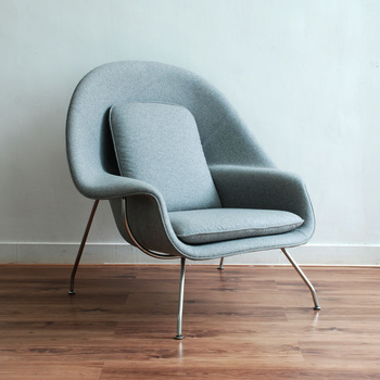 摩登一百 Womb Chair 胎椅