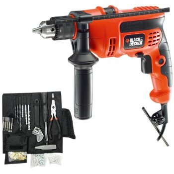 BLACK&DECKER 百得 710W 冲击钻 KR704REK (大功率)