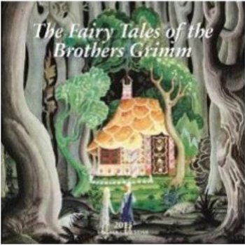 2013年艺术素材系列进口日历Calendar:THE FAIRY TALES OF BROTHER