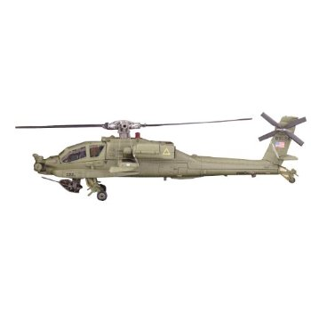 FORCES OF VALOR 力豪 80008 1991科威特 阿帕奇U.S.AH-64A 1:4